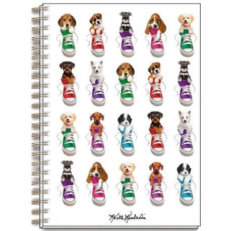 Cuaderno A4 Perros