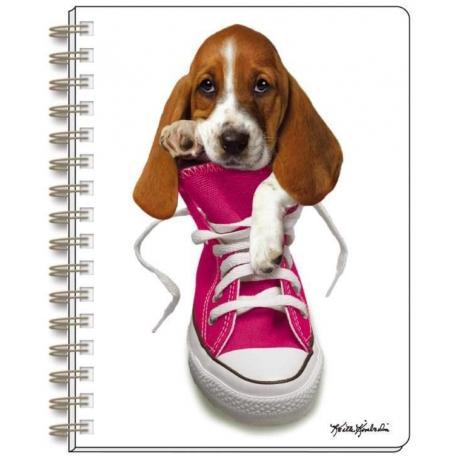 Cuaderno A5 Perros