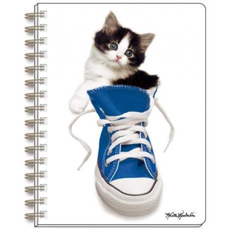 Cuaderno A5 Gatos