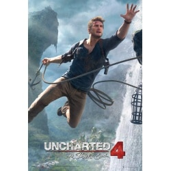 Maxi Poster Uncharted Salto