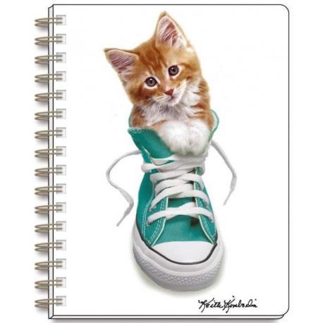 Cuaderno A6 Gatos