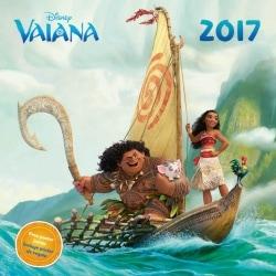 Calendario 2017 Vaiana