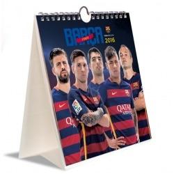Calendario 2017 Sobremesa Combi FC Barcelona