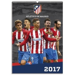Calendario A3 2017 Atlético de Madrid
