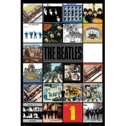 Maxi Poster The Beatles Albums