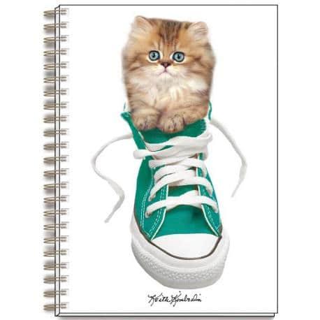 Cuaderno A4 Keith Kimberlin Gato