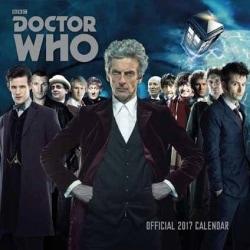 Calendario 2017 Doctor Who