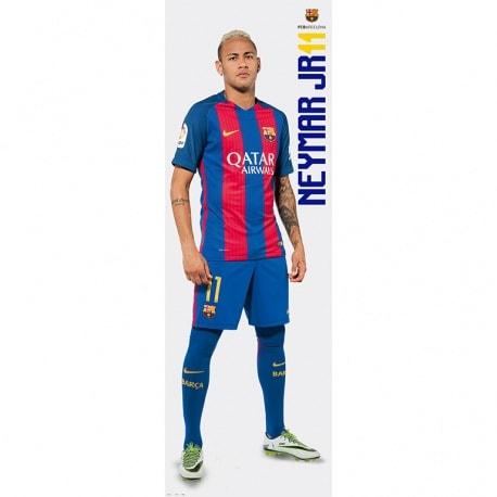 Poster Puerta Fc Barcelona 2016/2017 Neymar