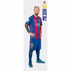 Poster Puerta Fc Barcelona 2016/2017 Messi