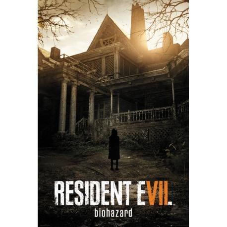 Poster Resident Evil 7