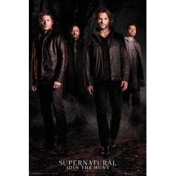 Poster Supernatural Temporada 12