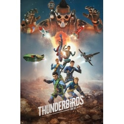 Poster Thunderbirds