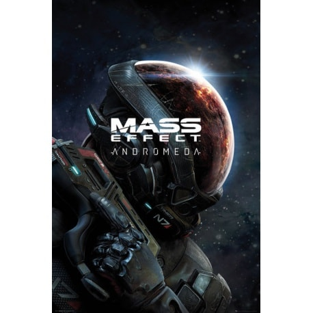 Poster Mass Effect Andromeda