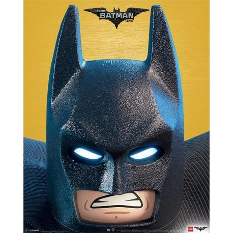 Mini Poster Lego Batman (Close Up)