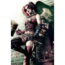 Maxi Poster Batman (Harley Quinn)