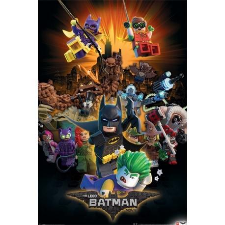 Maxi Poster Lego Batman (Boom)