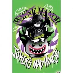 Maxi Poster Lego Batman (Manicomio de Joker)