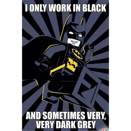 Maxi Poster Lego Batman (Meme)