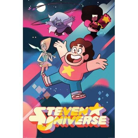 Poster El Universo de Steven (En Accion)