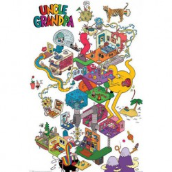 Poster Uncle Grandpa