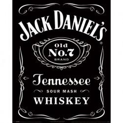 Mini Poster Jack Daniel's