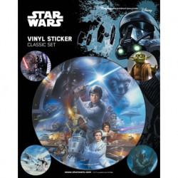 Pegatina Star Wars (Classic)