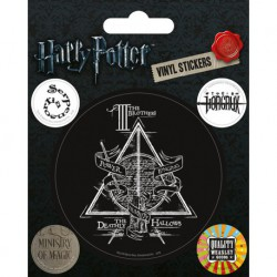 Pegatina Harry Potter (Simbolos)