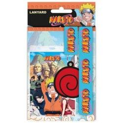 Cordon Identificador Naruto Logo