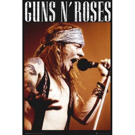 Poster Guns N Roses Axel