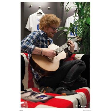 Poster Ed Sheeran Wembley