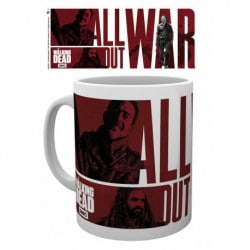 Taza The Walking Dead Guerra