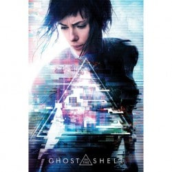 Poster Ghost In The Shell (Portada)