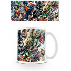 Taza Justice League (Renacimiento)