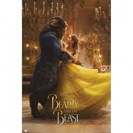 Poster La Bella y La Bestia Baile