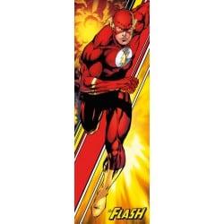 Poster Puerta Dc Comics Liga de la Justicia Flash