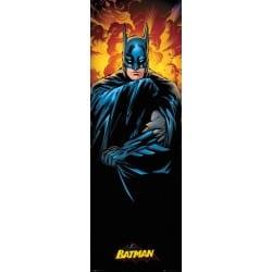 Poster Puerta Dc Comics Liga de la Justicia Batman