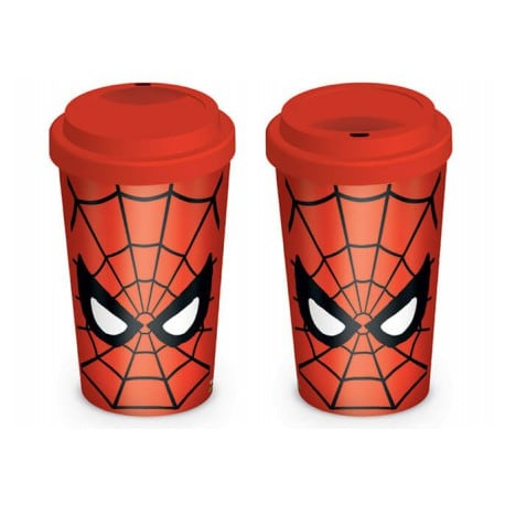 Taza Viaje Marvel Retro Spider-Man