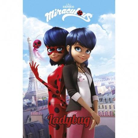 Poster Ladybug Paris