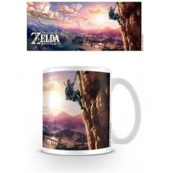 Taza The Legend Of Zelda: Breath Of The Wild (The Climb)