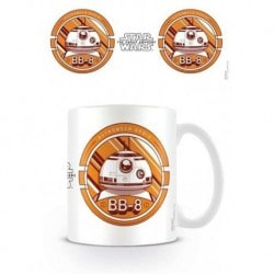 Taza Star Wars VII (BB8)