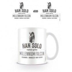 Taza Star Wars (Han Solo)