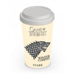 Taza de Viaje Juego de Tronos Stark