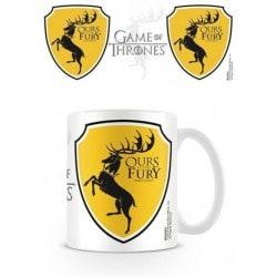Taza Juego de Tronos Baratheon