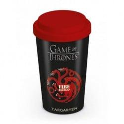Taza de Viaje Juego de Tronos Targaryen