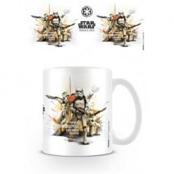 Taza Star Wars Rogue One Stormtrooper