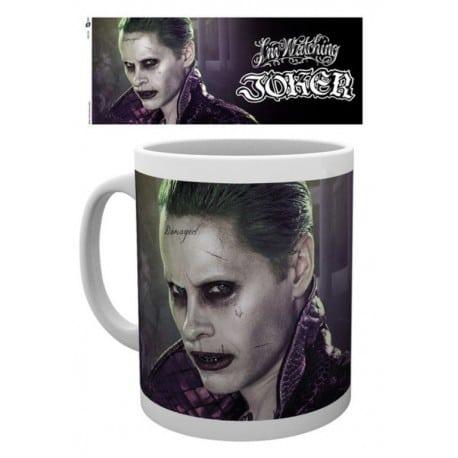 Taza Escuadron Suicida Joker