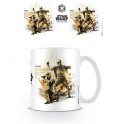 Taza Star Wars Rogue One Shore Trooper