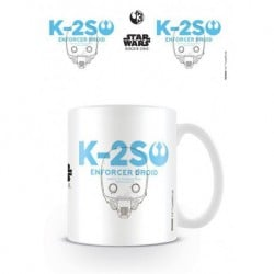 Taza Star Wars Rogue One K-2So