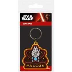 Llavero Star Wars Millenium Falcon