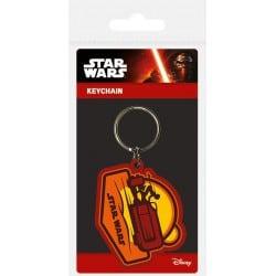 Llavero Star Wars Rey Speeder